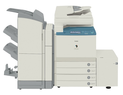 Canon Color ImageRUNNER C4580i