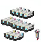 12 Piece Bulk Set Epson T277XL Ink Cartridges