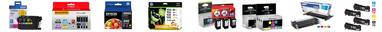 Brother  printer ink and laser toner cartridges
